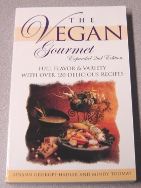 Image for Vegan Gourmet, Expanded 2nd Edition