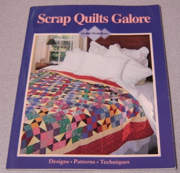 Image for Scrap Quilts Galore (Quilts Made Easy Ser.)