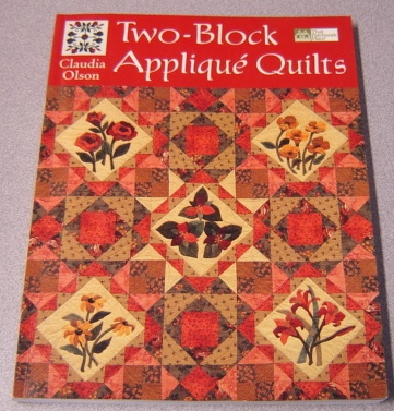 Image for Two-Block Applique Quilts
