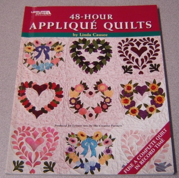 Image for 48-Hour Applique Quilts