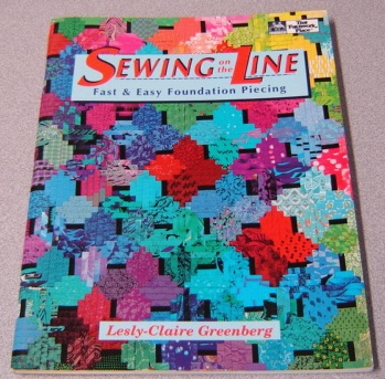 Image for Sewing on the Line: Fast & Easy Foundation Piecing