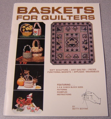 Image for Baskets for Quilters