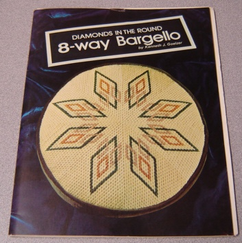 Image for Diamonds In The Round: 8-way Bargello