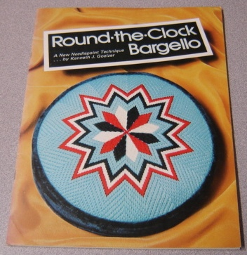 Image for Round-the-Clock Bargello: A New Needlepoint Technique