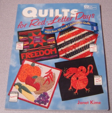 Image for Quilts for Red-Letter Days: More Than 30 Small Celebration Quilts