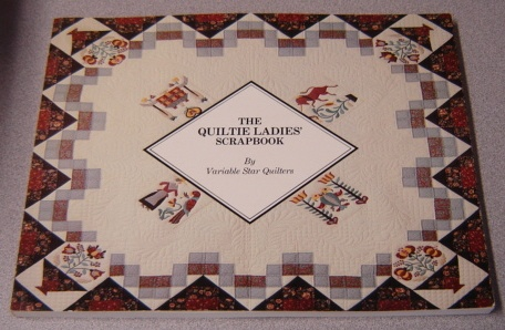 Image for Quiltie Ladies' Scrapbook