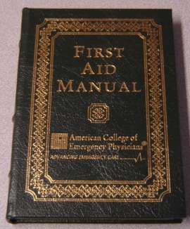 Image for First Aid Manual (American College of Emergency Physicians)