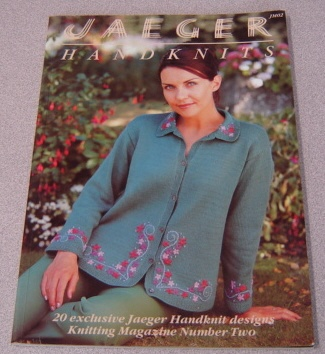 Image for Jaeger Handknits: 20 Exclusive Designs, Spring/Summer (Knitting Magazine, #JM02)