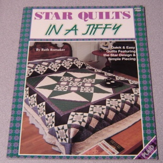Image for Star Quilts in a Jiffy: Quick & Easy Quilts Featuring the Star Design & Simple Piecing