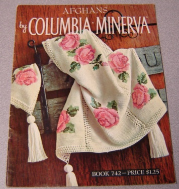 Image for Afghans by Columbia-Minerva (Book 742)