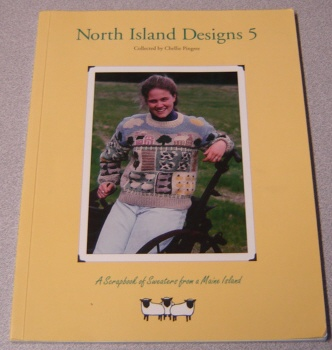 Image for North Island Designs Five (5) : A Scrapbook Of Sweaters From A Maine Island