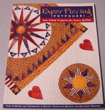Image for Paper Piecing Potpourri: Fun-filled Projects For Every Quilter
