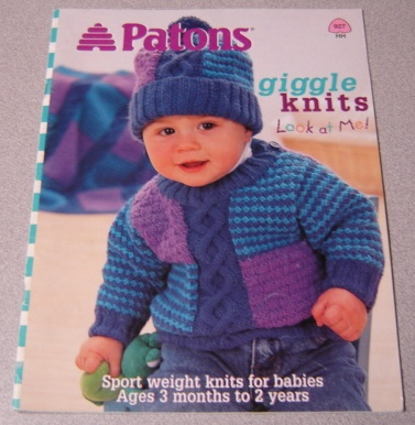 Image for Giggle Knits Look At Me! (Patons #927)
