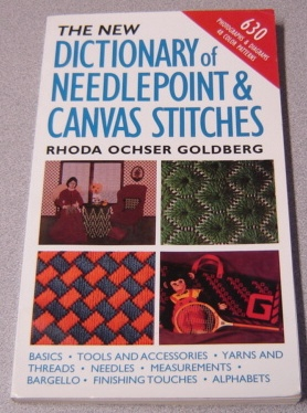 Image for The New Dictionary Of Needlepoint And Canvas Stitches