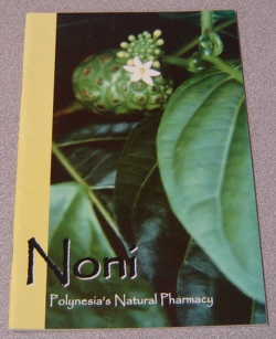 Image for Noni: Polynesia's Natural Pharmacy