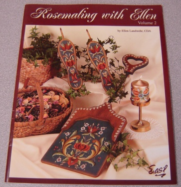 Image for Rosemaling With Ellen, Volume 2