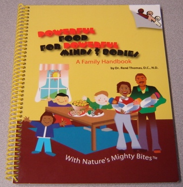 Image for Powerful Food For Powerful Minds & Bodies: A Family Handbook