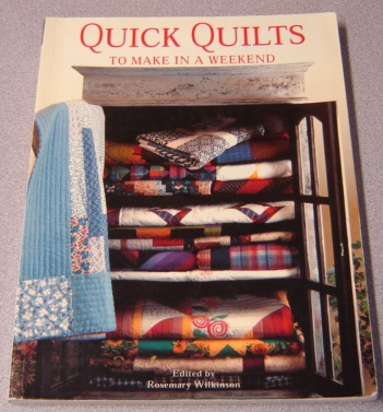 Image for Quick Quilts to Make in a Weekend