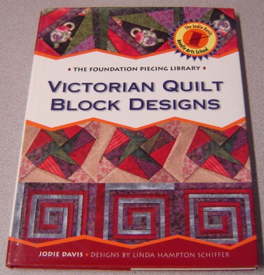 Image for Victorian Quilt Block Designs (The Foundation Piecing Library)