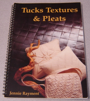 Image for Tucks, Textures and Pleats