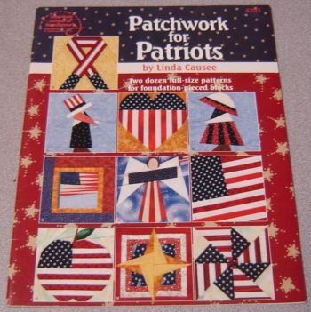 Image for Patchwork for Patriots Quilts