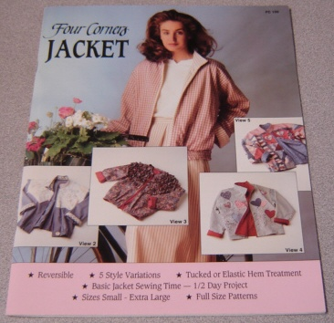 Image for Four Corners Jacket (FC 100) with pattern