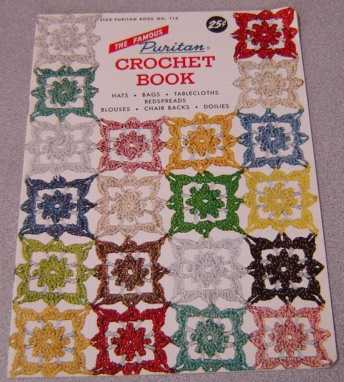 Image for The Famous Puritan Crochet Book, Star Puritan Book No. 114