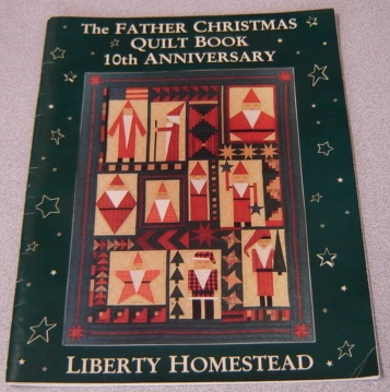 Image for The Father Christmas Quilt Book 10th Anniversary