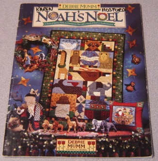 Image for Noah's Noel: A Flock of Quilts, Dolls, & Ornaments That Add a Touch of Noel to Noah's Journey