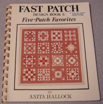 Image for Fast Patch Design Book 1: Five-Patch Favorites