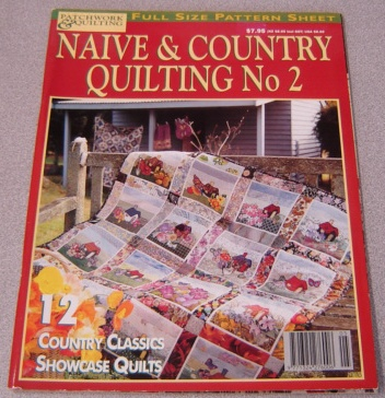 Image for Naive & Country Quilting No. 2 (Australian Patchwork And Quilting)