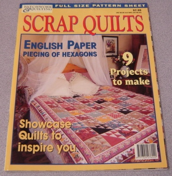 Image for Scrap Quilts (Australian Patchwork & Quilting)