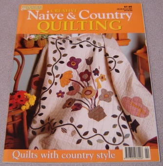Image for Australian Patchwork & Quilting: Creative Naive & Country Quilting, Quilts With Country Style