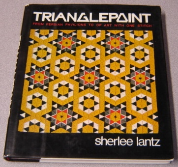 Image for Trianglepoint: From Persian Pavilions To Op Art With One Stitch