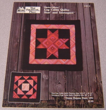 Image for Signature Collection Log Cabin Quilts: Star and Introspect (That Patchwork Place LSC-2)