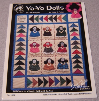 "Image for Yo-Yo Dolls & 16"" x 20"" Doll Quilt"