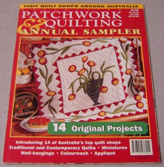 Image for Australian Patchwork & Quilting Annual Sampler 1997