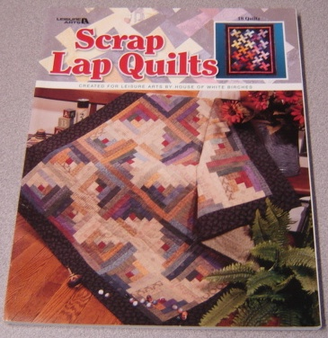 Image for Scrap Lap Quilts  (Leisure Arts #3454)