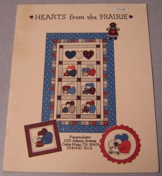 Image for Hearts From The Prairie