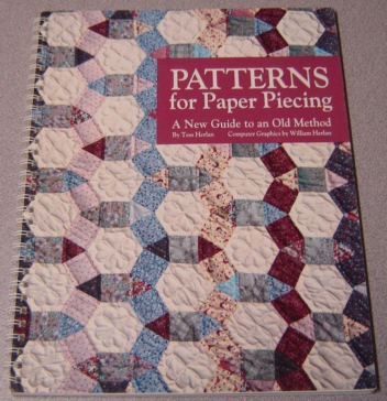 Image for Patterns For Paper Piecing: A New Guide To An Old Method