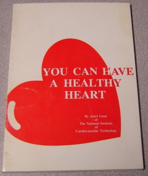 Image for You Can Have a Healthy Heart