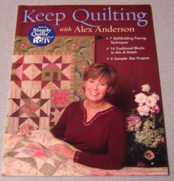 Image for Keep Quilting With Alex Anderson