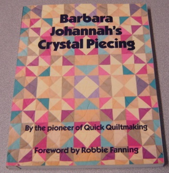 Image for Barbara Johannah's Crystal Piecing