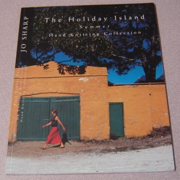 Image for The Holiday Island: Summer Hand Knitting Collection, Book Number Three