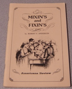 Image for Mixin's And Fixin's (Long Ago Books Series)