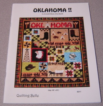 Image for Oklahoma!! An 8-Month Block of the Month