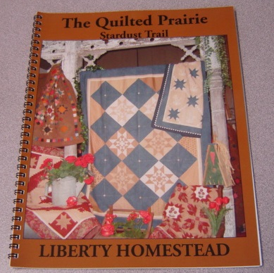 Image for The Quilted Prairie: Stardust Trail