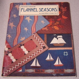 Image for Pieceable Kingdom: Flannel Seasons