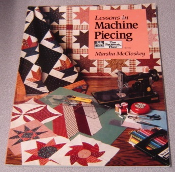 Image for Lessons in Machine Piecing