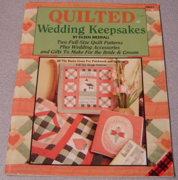 Image for Quilted Wedding Keepsakes (#8311)